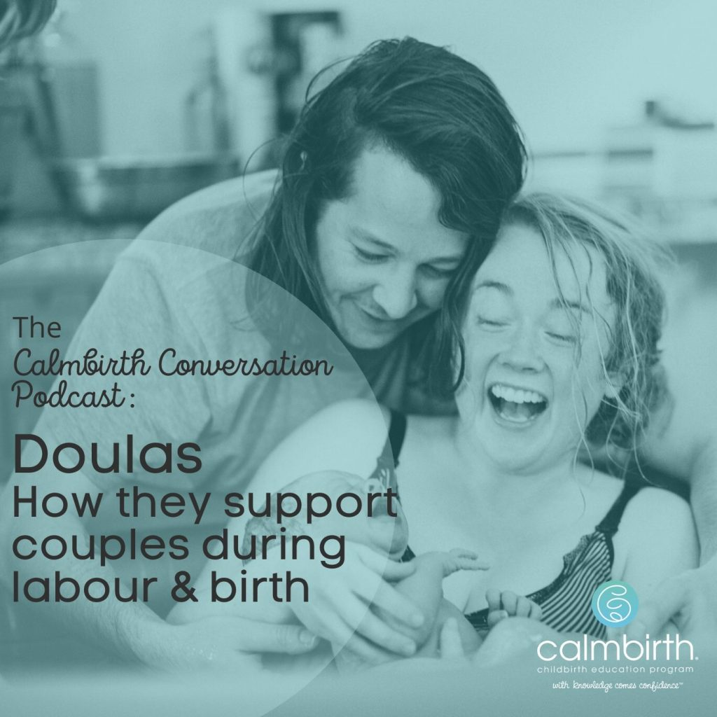 Doulas – Childbirth Podcast Cover